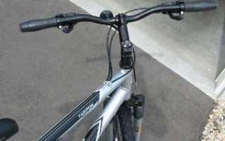 Высокий руль для велосипеда