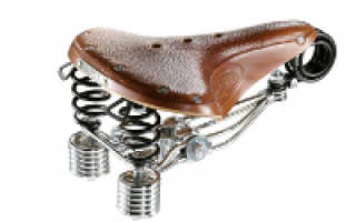Как выбрать седло для велосипеда мужское