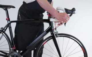 Техобслуживание велосипеда