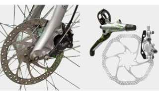 Как установить тормоза на велосипед