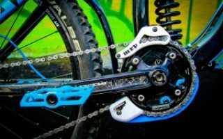 Успокоитель цепи для велосипеда