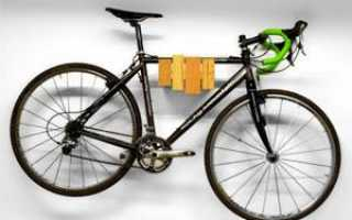Кронштейн для велосипеда своими руками