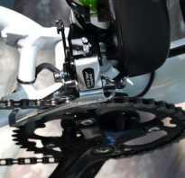 Переключатель передач на велосипеде