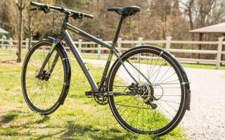 Что такое гибридный велосипед