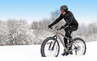 Можно ли кататься на велосипеде зимой