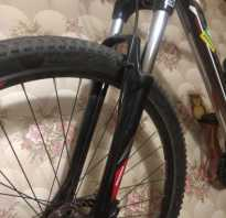 Велосипедная вилка suntour