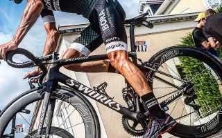 Можно ли накачать ноги на велосипеде