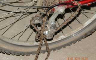 Почему слетает цепь на велосипеде