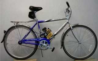 Триммер на велосипед