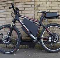 Электрический велосипед своими руками