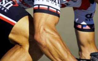 Что тренирует велосипед
