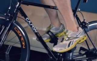 Прокрутка на велосипеде как исправить