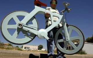 Вес спортивного велосипеда
