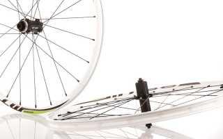 Как одеть покрышку на велосипед
