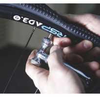 Как сделать насос для велосипеда