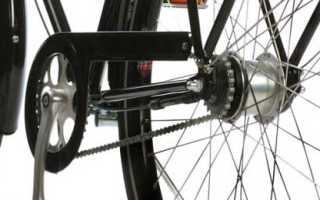 Планетарная передача велосипед