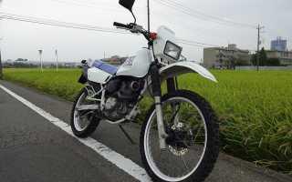 Недорогой мотоцикл для новичка
