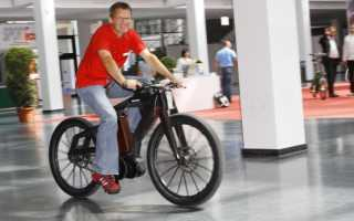 Электровелосипед самый быстрый