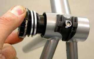 Как выбрать каретку для велосипеда