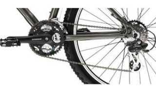 Обычный велосипед без скоростей
