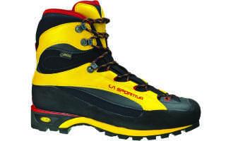 Ботинки альпинистские