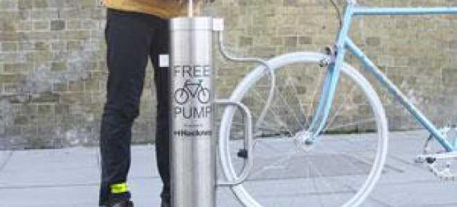 Насосы для велосипеда ручные