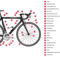 Подобрать велосипед по параметрам