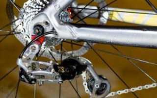 Как снять велосипедную цепь без замка