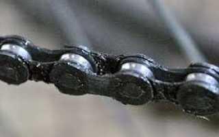 Чем можно смазать велосипедную цепь