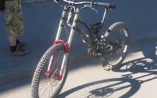 Какое масло заливать в вилку велосипеда