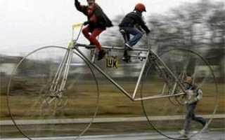 Как узнать размер велосипеда
