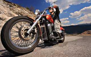 Все о мотоциклах для начинающих