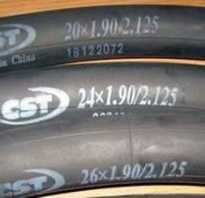 Размеры велопокрышек