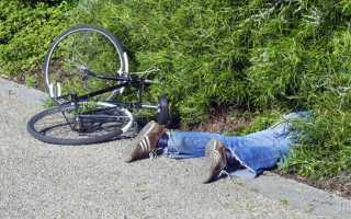 Езда пьяным на велосипеде