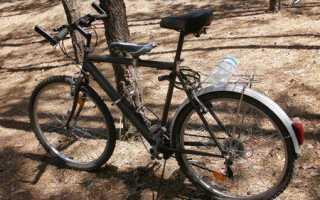 Велокресло своими руками