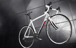 Спортивный горный велосипед