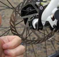 Механические тормоза на велосипед
