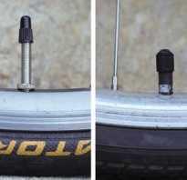 Как подкачать колесо