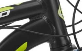Замена рулевой колонки велосипеда