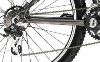 Спадает цепь на велосипеде как исправить