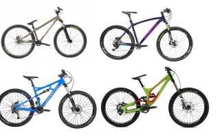Выбор велосипеда горного