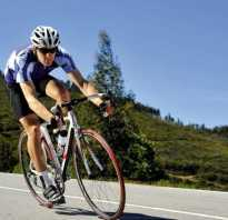 Скорость езды на велосипеде