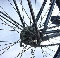 Как натягивать цепь на велосипеде