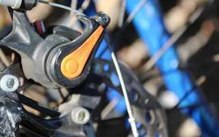 Велосипедные колодки для дисковых тормозов