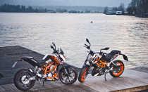 Топ мотоциклов для начинающих
