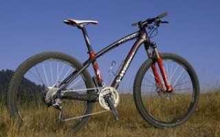 Горный велосипед хардтейл
